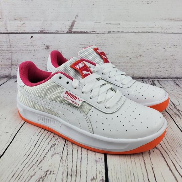 New California Casual Womens Sneakers